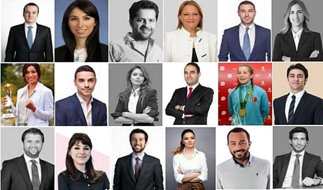 Türkiye'nin en genç liderleri (40 yaşın altındaki 40 genç listesi)