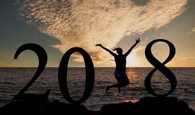 2018'i sağlıklı ve fit karşılamak isteyenler için yapılacaklar listesi