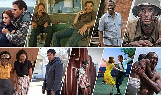 IMDb verilerine göre 2017 Yılının en iyi ilk 10 filmi