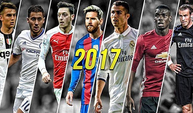 İşte 2017'nin en iyi 100 futbolcusu A24