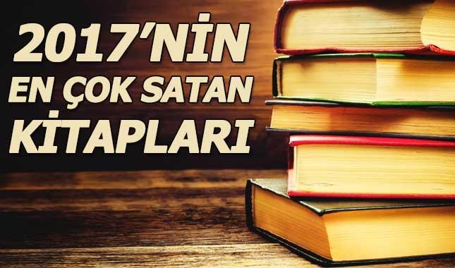 Kitap Kurtlarına Müjde: 2017'nin En Çok Satan 15 Kitabı Açıklandı