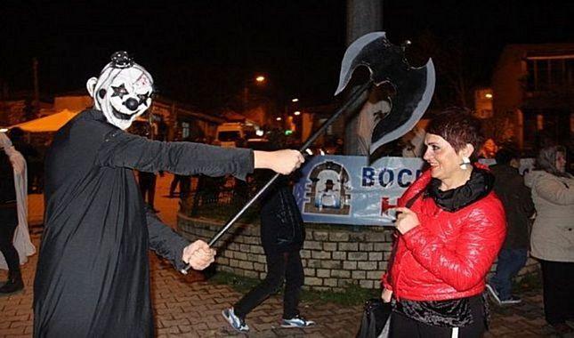 Edirne'de Bocuk Gecesi kutlandı A24