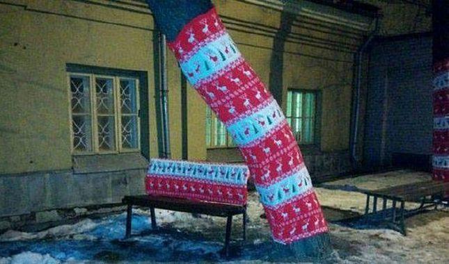 Rusya'da çekilmiş birbirinden enteresan kareler!