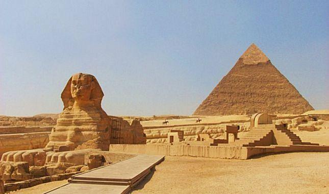 Antik Mısır'ın 4 bin yıllık gizemi çözüldü A24
