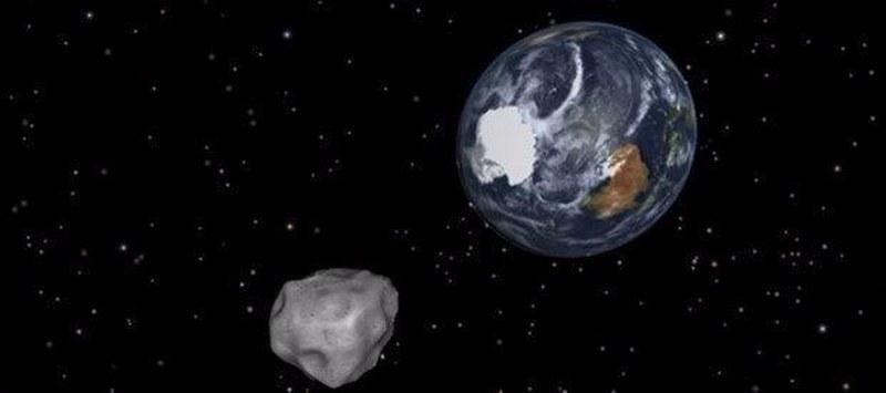 Felaket Dünya'yı teğet geçecek (108 bin km hızla yaklaşıyor) A24