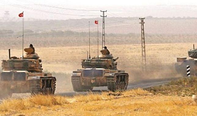 İşte sınırdan ve Afrin harekatından son fotoğraflar