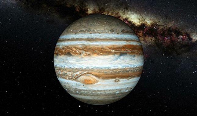 NASA'dan Jüpiter'in ihtişamını gözler önüne seren paylaşım