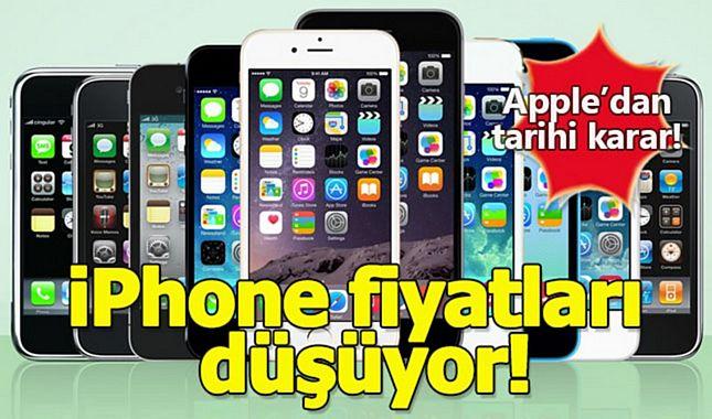 Apple'dan 3 bomba birden geliyor! iPhone fiyatları düşecek! A24