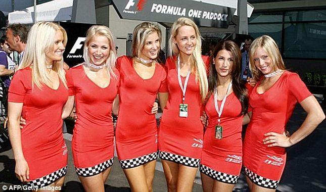 Formula 1'de artık Grid Kızları tarih oluyor!