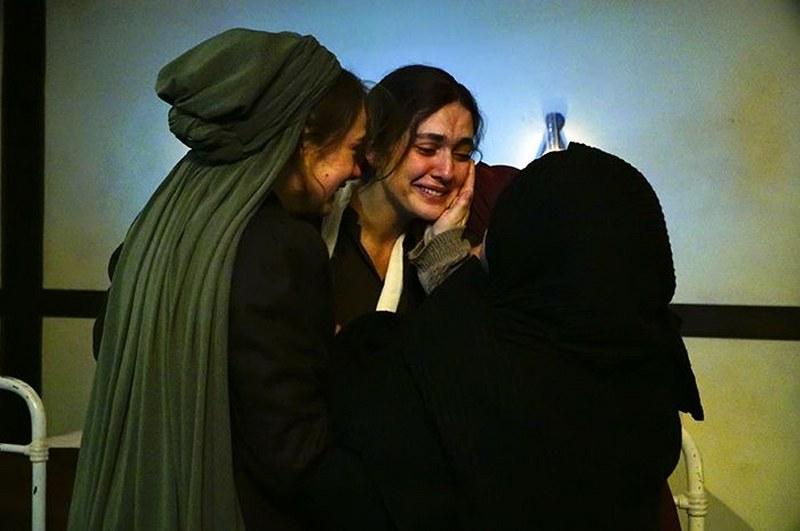 Vatanım Sensin dizisinin 43. bölümünde Azize ailesine kavuşuyor! A24