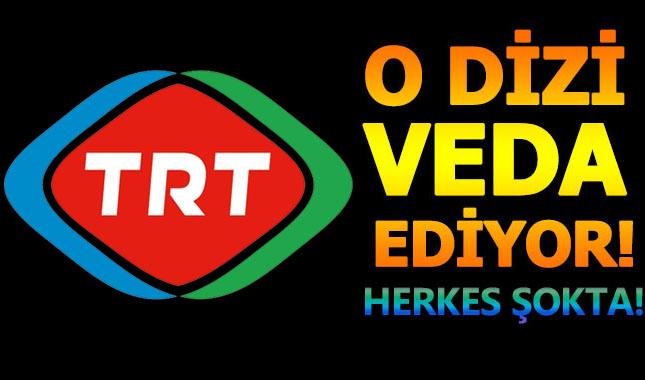 Bir dizi daha final yapıyor! Bütçe sorunları nedeniyle TRT 1 iddialı dizisinden vazgeçti! A24