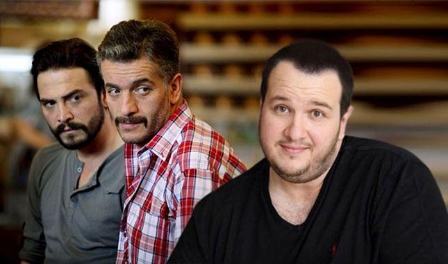 Şahan Gökbakar, Murat Cemcir ve Ahmet Kural ile aynı projede buluşuyor A24