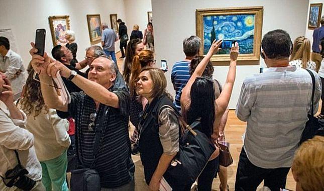 Selfie Müzesi ziyaretçilerini bekliyor