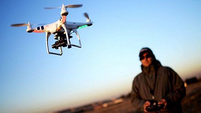 İletişim problemine drone'lu çözüm A24