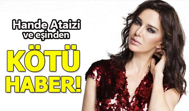Hande Ataizi ve eşi hakkında Duymayan Kalmasın'da paylaşılan şok haber!
