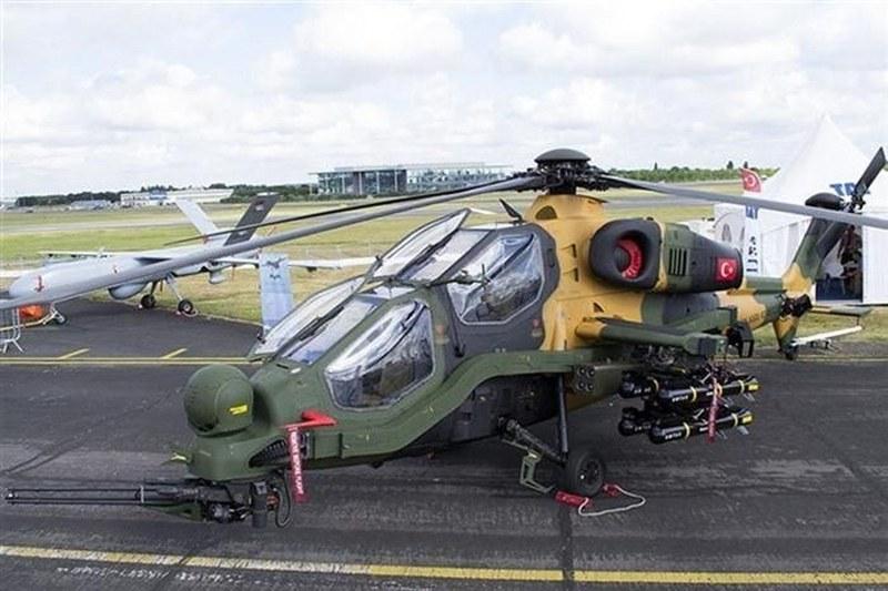 Atak Helikopteri genel özellikleri (Maddelerle) A24