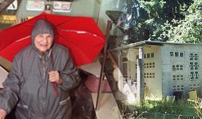 Yıllardır temizlediği evden bıktı, kendi kendini temizleyen ev yaptı