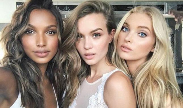 Victoria Secret mankenlerini makyajsız tanıyabilir misiniz?