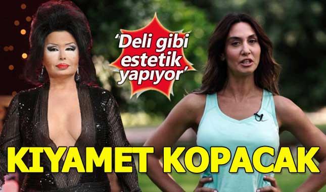 Ayşe Tolga'dan Bülent Ersoy'u kızdıracak sözler