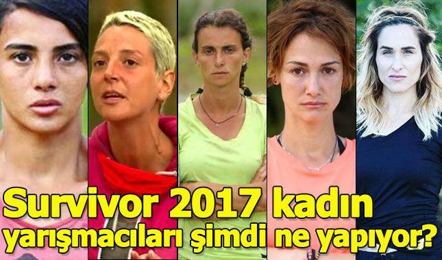 Survivor 2017'de yarışan kadın yarışmacılar şimdilerde ne ile uğraşıyor? Değişimlerine inanamayacaksınız!