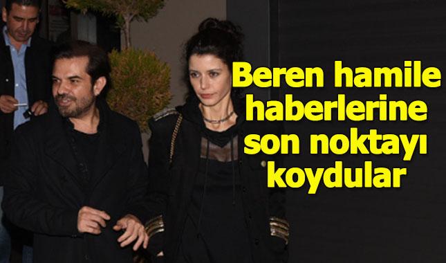 Beren Saat'ten hamilelik iddialarına yanıt!