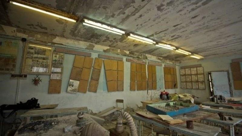 Nükleer faciasının yaşandığı Çernobil'den birbirinden ilginç kareler A24