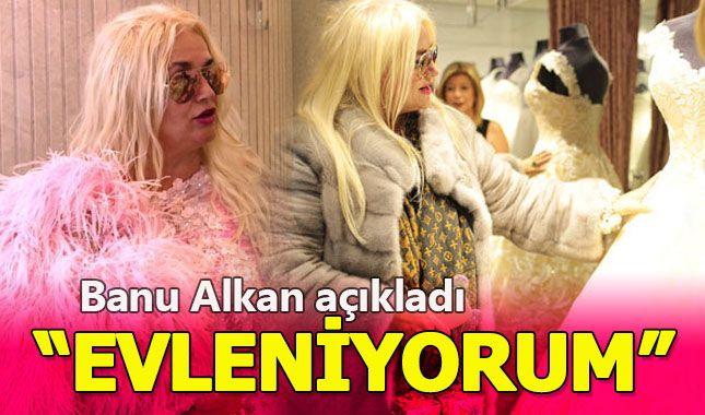 Banu Alkan'dan şaşırtan açıklama: Evleniyorum!