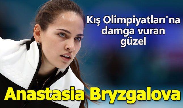 Kış olimpiyatlarını ısıtan güzel Anastasia Bryzgalova (Anastasia Bryzgalova kimdir? Yaşı Kaç? Instagram adresi ne? Nereli?)