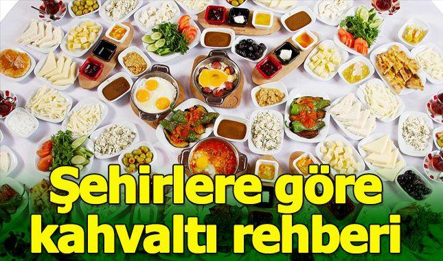 İzmir'de boyoz, Gaziantep'te beyran çorbası (Şehirlere göre kahvaltı rehberi)