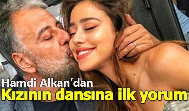 Hamdi Alkan kızı Zeynep Alkan'ın olay dansı hakkında konuştu... A24