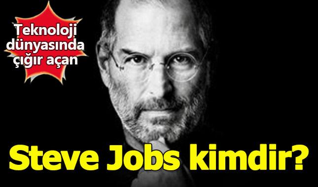 Apple'ı Apple yapan adam Steve Jobs 63 yaşında! İşte geçmişten bu güne Steve Jobs