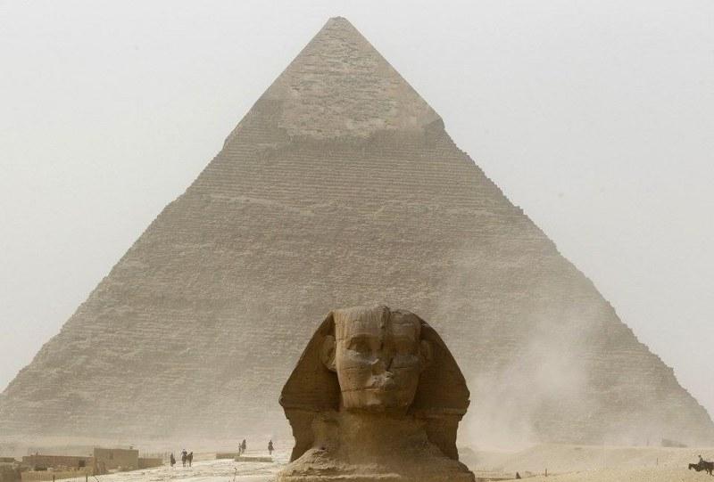 Giza Piramidi'nin sırrı çözüldü A24