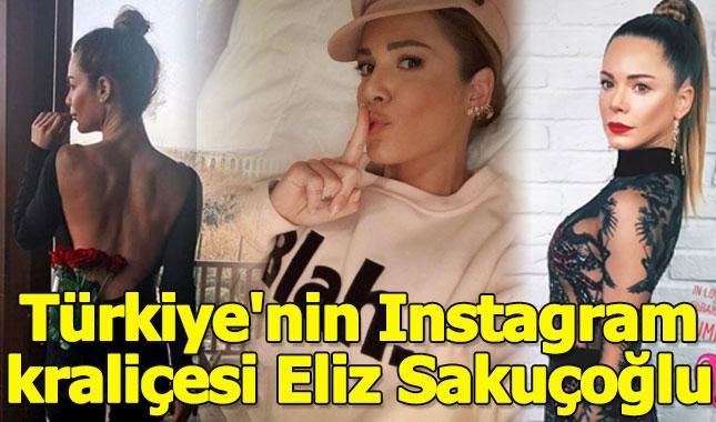 Türkiye'nin Instagram kraliçesi: Eliz Sakuçoğlu