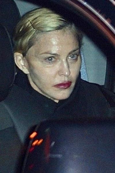 Madonna'nın tartışmalı fotoğrafı A24