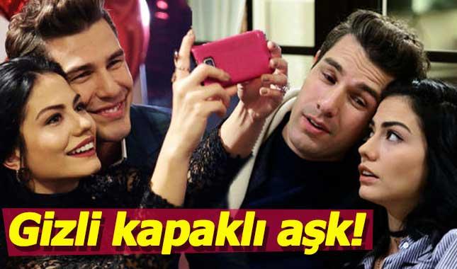 Demet Özdemir ile Furkan Palalı aşk yaşıyor