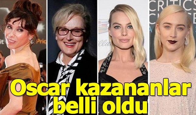 2018 Oscar Ödüllerini kazananlar belli oldu (İşte 90. Akademi Ödüllerini kazananların listesi)