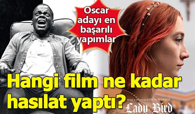 Oscar'a damga vuran filmler ne kadar hasılat yaptı?