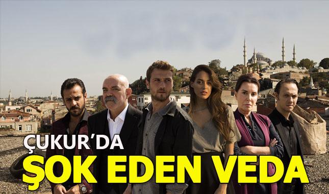 Çukur'da Aliço'yu yıkan ölüm (Elif Doğan/ Hale diziden ayrıldı) A24