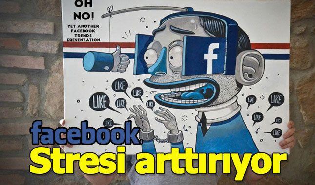 Bilimsel araştırmalar Facebook'u bırakmanın stresi azalttığını ispat etti A24