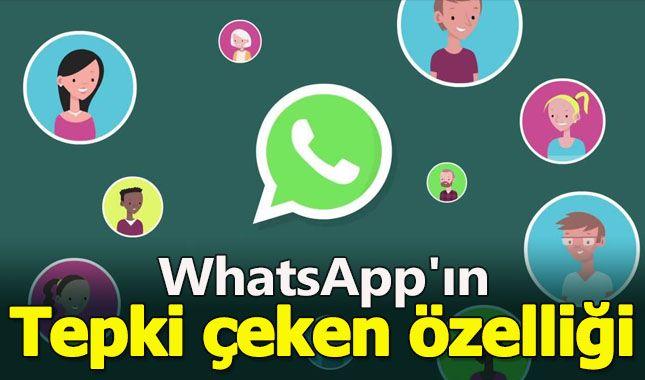 WhatsApp'ın yeni özelliği beğeni yanında tepkileri de beraberinde getirdi A24