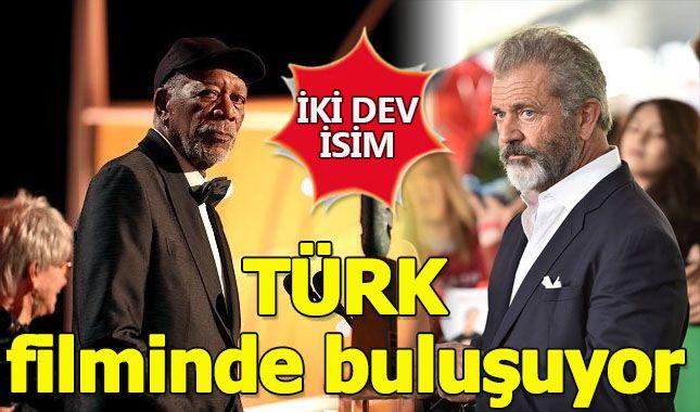 İki dev isim Türk projesinde