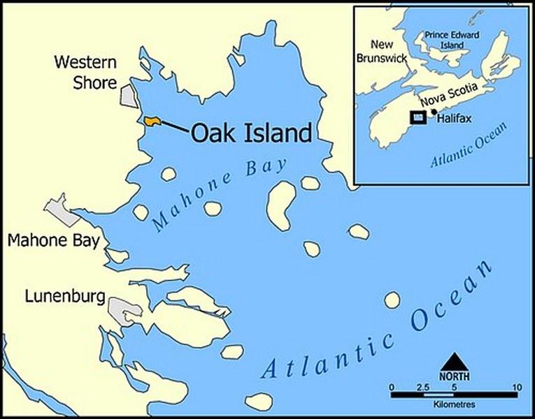 221 Yıldır Kazılmasına Rağmen Dibine Ulaşılamayan Çukur: Tuhaflıklarla Dolu Oak Adası A24
