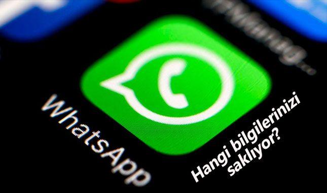 WhatsApp hangi bilgilerinizi saklıyor? İşte 3 adımda öğrenmenin yolu A24
