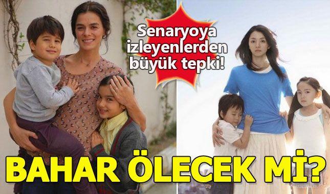 Fox ekranlarının Kadın dizisinin orijinali olan Woman'ı izleyen izleyicilerin Türkiye senaryosuna tepkisi sert oldu peki dizide Bahar Ölecek mi? A24