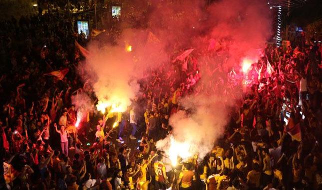 Türkiye'de yer sarı gök kırmızı