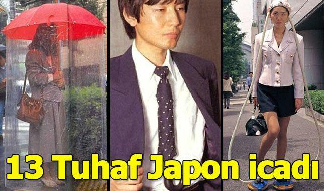 Sosyal medyada paylaşım rekorları kıran 13 ilginç Japon icadı A24