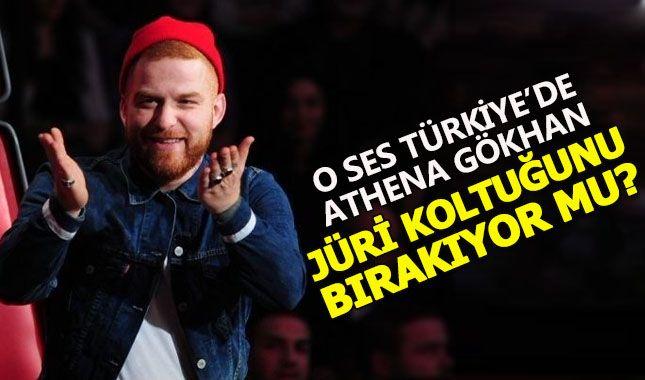 Athena Gökhan yeni sezonda O Ses Türkiye'de olacak mı? A24