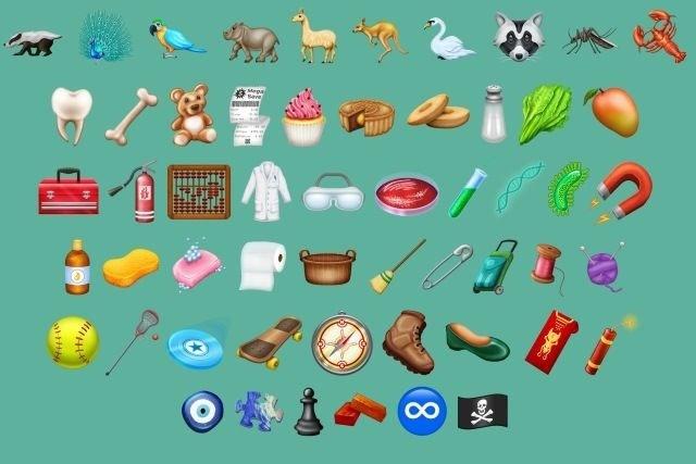 Akıllı telefonlara 150 yeni emoji geliyor A24