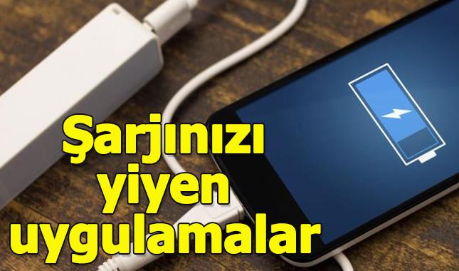 Telefon şarjınızı hızlıca bitiren uygulamalar A24