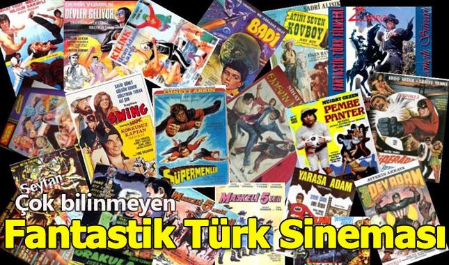 Düşük bütçe, amatör oyunculuklar, hayal gücünün ilginç ürünleri: Fantastik Türk Sineması A24